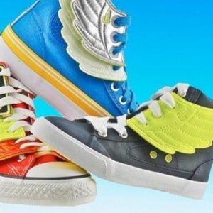 eebd019e00 SHWINGS Shoe Wings Bright Yellow